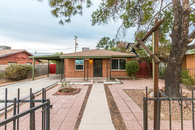 Tucson Single Family Home For Sale: 1437 E Manlove Street