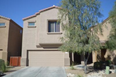 Tucson Single Family Home Active Contingent: 5555 N Quiet Dream Avenue