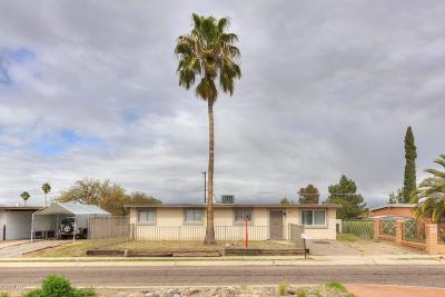 Tucson Single Family Home For Sale: 6539 E Stella Road
