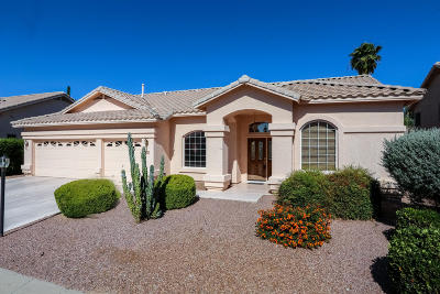 Single Family Home Active Contingent: 1966 W Desert Highlands Drive