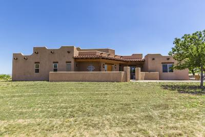 Cochise County Single Family Home Active Contingent: 3402 W Thunder Pass Road
