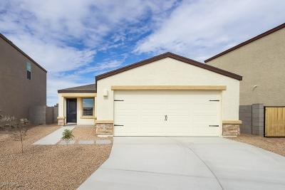 Tucson Single Family Home For Sale: 6002 S Zell Court