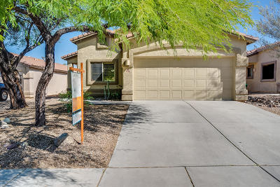 Marana Single Family Home For Sale: 5594 W Sunset Vista Place