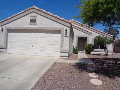 Single Family Home Active Contingent: 8303 S Via De Ellsworth