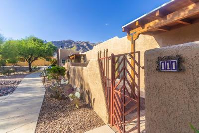 Tucson Condo Active Contingent: 6255 N Camino Pimeria Alta #111