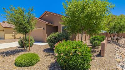 Marana Single Family Home Active Contingent: 11415 W Spear Shaft Drive