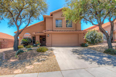 Tucson Single Family Home For Sale: 10459 N Calle Verano Seco