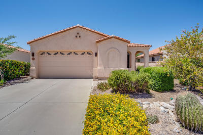 Pima County, Pinal County Single Family Home For Sale: 2845 N Vactor Ranch Place