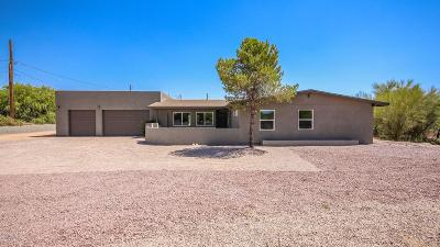Tucson Single Family Home Active Contingent: 151 W Meadowbrook Drive