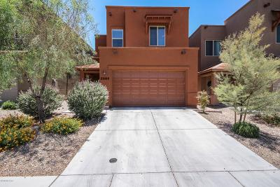 Tucson Single Family Home For Sale: 2861 N Silkie Place