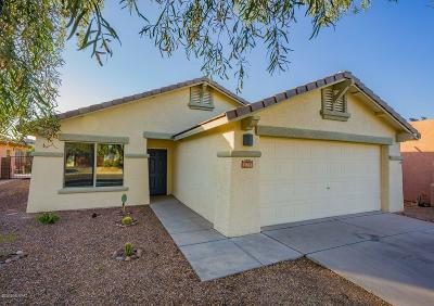 Tucson Single Family Home For Sale: 7988 W Mural Hill Drive