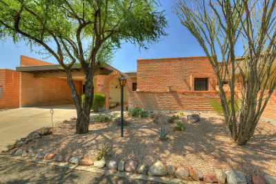 Tucson Townhouse For Sale: 4913 E Placita Arenosa