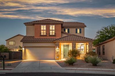 Oro Valley Single Family Home Active Contingent: 12940 N Tarzana Drive