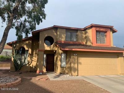 Single Family Home For Sale: 5124 W Aquamarine Street