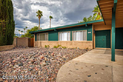 Pima County, Pinal County Single Family Home For Sale: 7821 E Linden Street