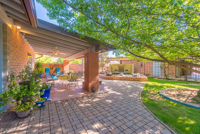 Tucson Single Family Home For Sale: 15340 N Twin Lakes Drive
