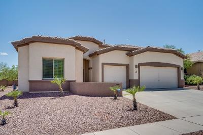 Single Family Home Active Contingent: 5821 W Aster Bloom Drive
