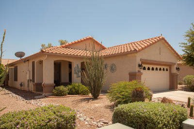 Continental Ranch Sunflower Single Family Home For Sale: 8045 W Blue Heron Way
