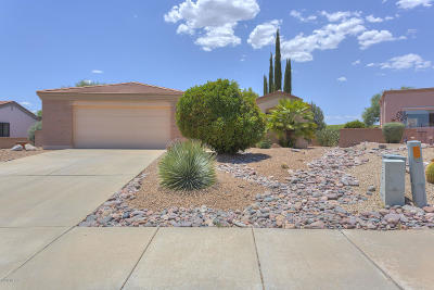Green Valley Single Family Home For Sale: 4466 S Golf Estates Drive