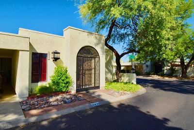 Tucson Townhouse Active Contingent: 4430 E Brookstone Drive