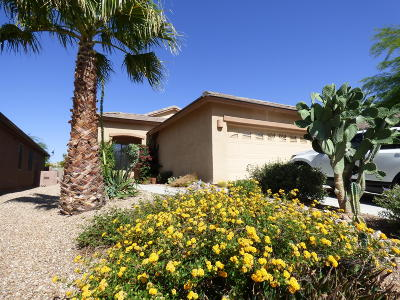 Green Valley Single Family Home Active Contingent: 645 N Rugged Canyon Drive