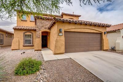Sahuarita Single Family Home For Sale: 888 W Via De Gala