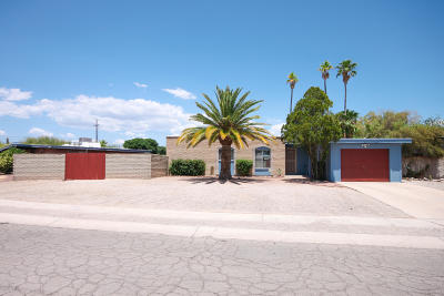 Pima County, Pinal County Single Family Home Active Contingent: 2619 S Jaguar Road