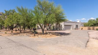 Single Family Home For Sale: 11281 E Placita Molino