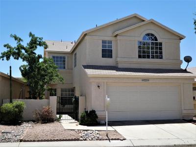 Single Family Home For Sale: 8206 N Wheatfield Drive