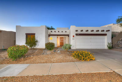 Pima County, Pinal County Single Family Home Active Contingent: 11041 E Trailhead Road