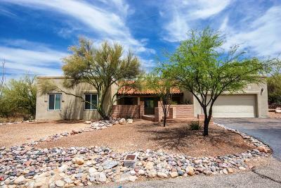 Tucson Single Family Home For Sale: 701 E Placita De Arnoldo