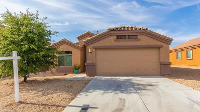 Pima County, Pinal County Single Family Home Active Contingent: 158 W James L Sullivan Street