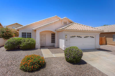 Single Family Home For Sale: 7605 W Summer Sky Drive