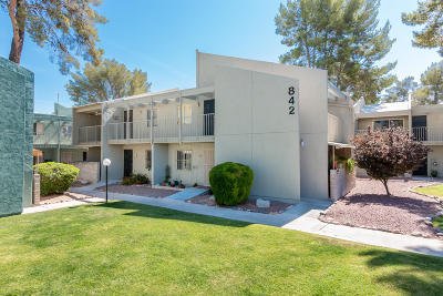 Pima County, Pinal County Condo Active Contingent: 842 S Langley Avenue #105