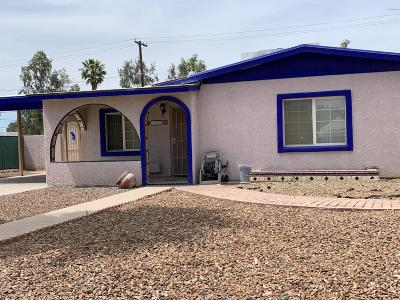 Tucson Single Family Home For Sale: 3311 E 23rd Street
