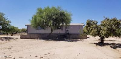 Pima County, Pinal County Manufactured Home For Sale: 12405 W High Ridge Drive