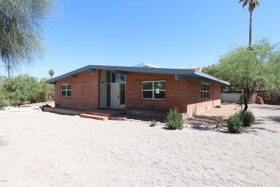 Tucson, Oro Valley, Marana, Sahuarita, Vail Single Family Home For Sale: 1124 W Los Alamos Street