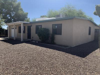Pima County, Pinal County Single Family Home Active Contingent: 6818 E 39th Street
