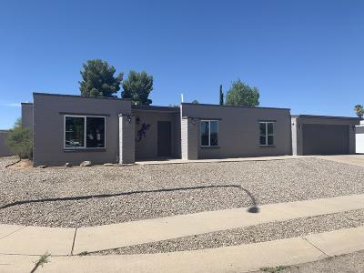Pima County, Pinal County Single Family Home For Sale: 7340 E Fayette Street