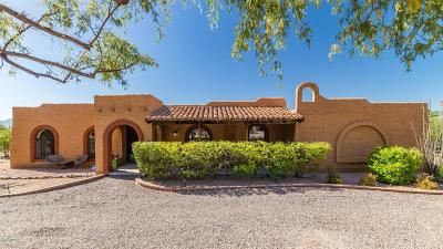 Tucson Single Family Home For Sale: 5461 N Maguey Place