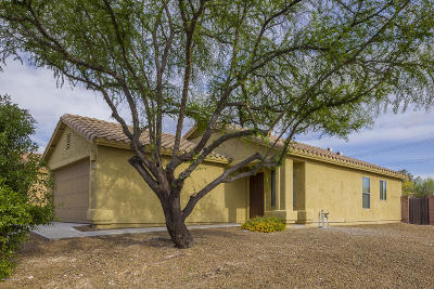 Pima County, Pinal County Single Family Home Active Contingent: 9944 E Country Shadows Drive