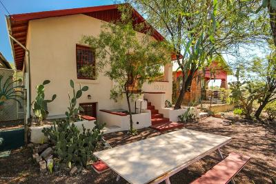 Tucson AZ Single Family Home For Sale: $320,000