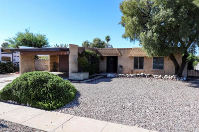 Pima County, Pinal County Single Family Home Active Contingent: 9226 E 28th Street