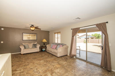 Pima County Single Family Home For Sale: 752 W Calle Coroza