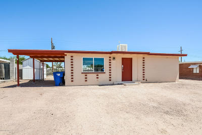 Pima County, Pinal County Single Family Home For Sale: 8333 E Louise Drive