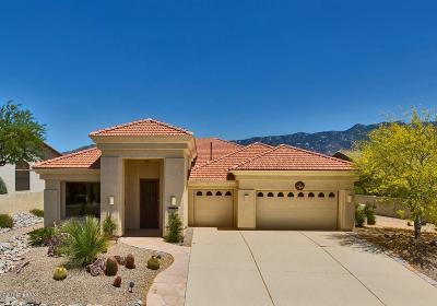 Saddlebrooke Single Family Home For Sale: 38391 S Lake Crest Drive