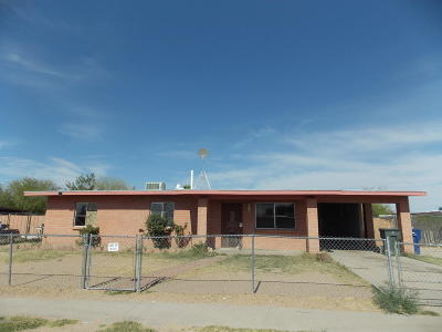 Pima County Single Family Home Active Contingent: 6929 S Chess Avenue