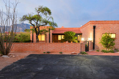 Pima County, Pinal County Single Family Home For Sale: 5890 N Placita Alberca