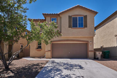 Pima County Single Family Home For Sale: 707 W Calle Capotasto