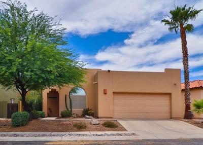 Tucson Single Family Home Active Contingent: 11769 N Mineral Park Way